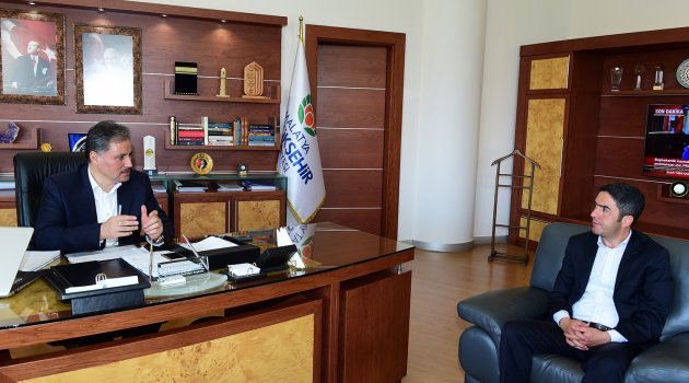CHP Heyetinden Başkan Çakır'a ziyaret