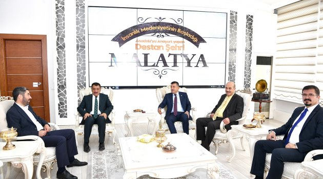 CHP'li Ağbaba'dan Gürkan'a ziyaret