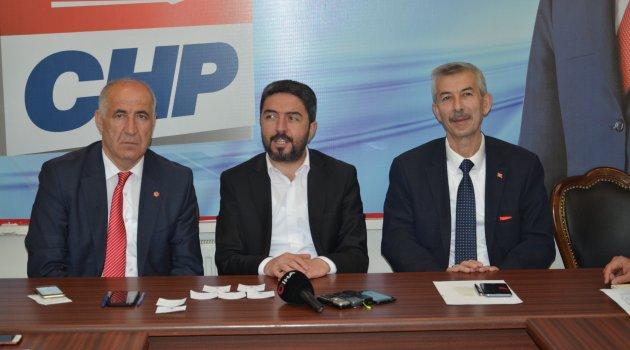 CHP meclis üyelerini tanıttı