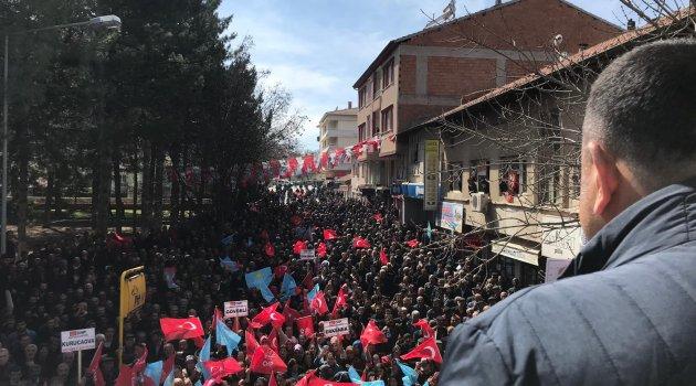 CHP'den Doğanşehir çıkarması
