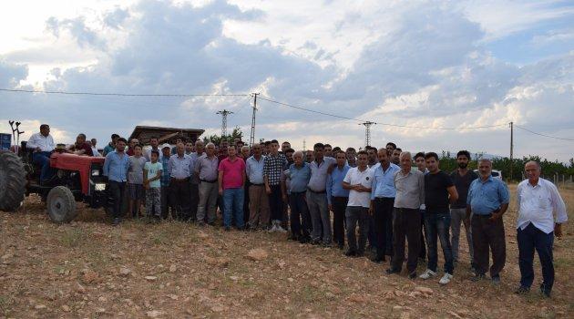 Çimento fabrikası kurulmasına tepki
