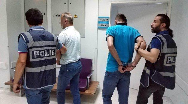 İki kardeş yeniden tutuklandı
