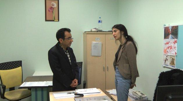 Deprem polikliniği hizmete girdi