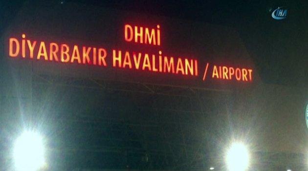 Diyarbakır'da roketli saldırı
