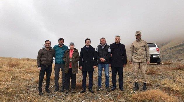 Doğanşehir' de paraşüt şenliği hazırlığı