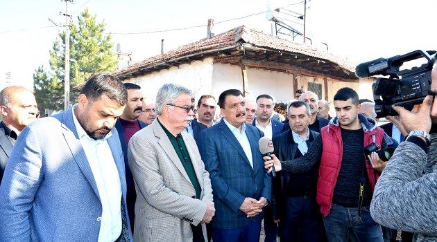 """""""Doğanşehir hak etiği hizmeti alıyor"""""""
