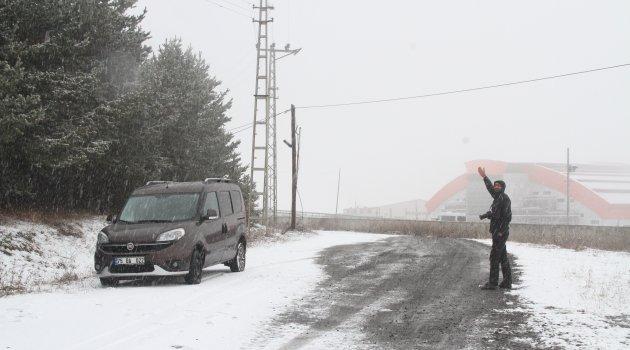 Doğu Anadolu'da kar alarmı