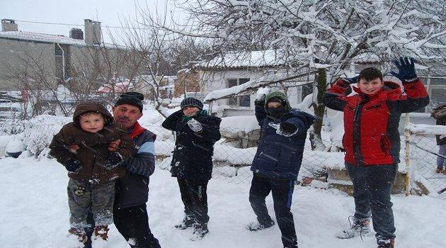 Dört ilçede eğitime kar tatili