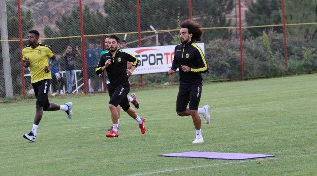 E.Y. Malatyaspor Antalya'da toplandı