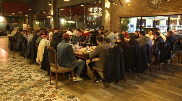 E. Yeni Malatyaspor'da Ankaragücü maçı öncesi moral yemeği