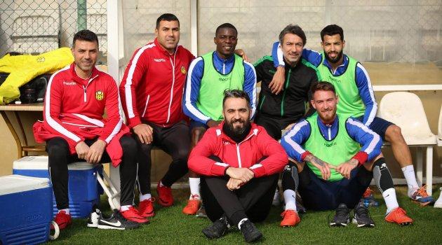 E.Yeni Malatyaspor'da transferde Erol Bulut'un istediği oldu