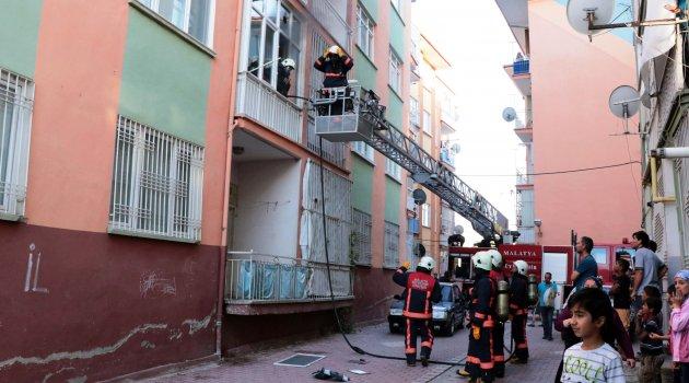 Elektrikli aletler yangın çıkardı