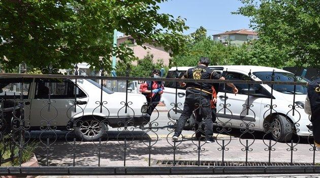 Emir astsubayına FETÖ'den gözaltı