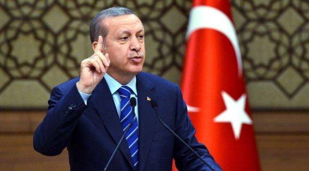 Erdoğan : 'Bir kez daha hüsrana uğrayacaklar'