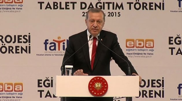 Erdoğan: 'Dilini, dinini bilmeyen neslin geleceği yoktur'