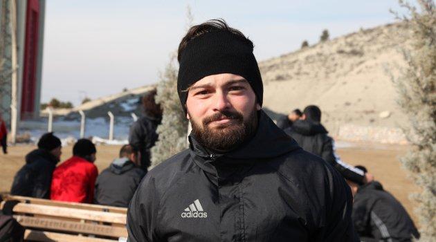 Eren Tozlu: Sezon sonunda hedefe ulaşmak istiyoruz