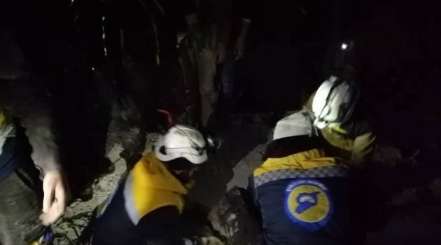 Esad rejimi Halep'i vurdu: 4 ölü