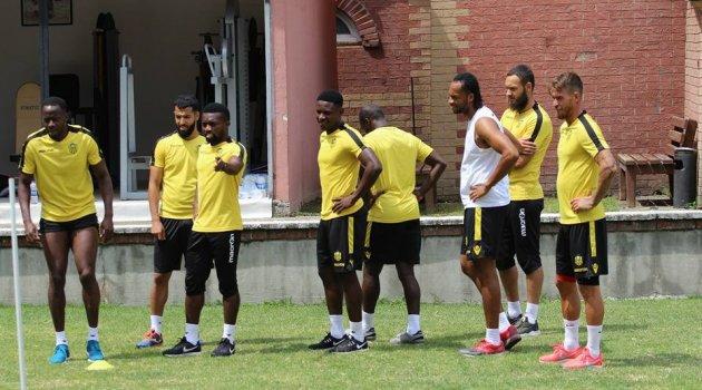 Evkur Yeni Malatyaspor'da sezon hazırlıkları sürüyor