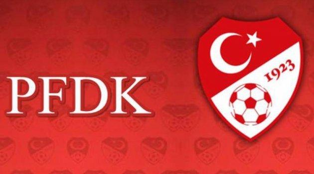 Evkur Yeni Malatyaspor PFDK'ya sevk edildi