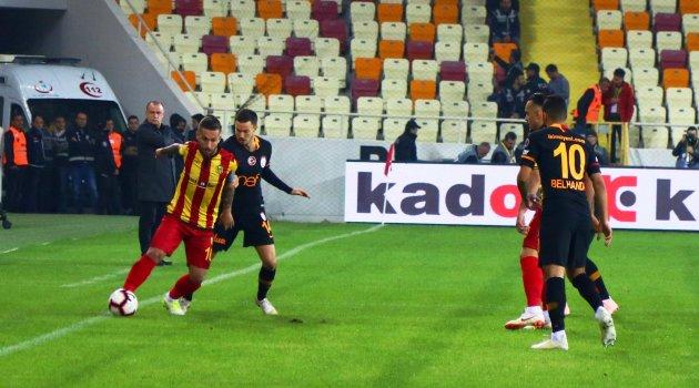 EYMS : 1 - Galatasaray: 0 (İlk yarı)