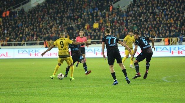 EYMS: 2 -  Trabzonspor: 0 (İlk yarı)