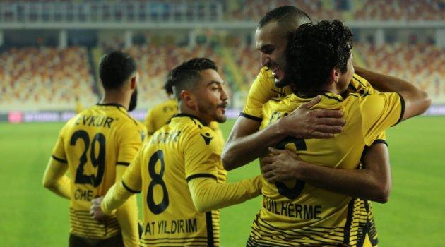 EYMS gol oldu yağdı: 5-0