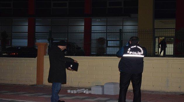 EYMS Kulübü Binasına silahlı saldırı