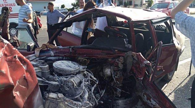 Üç ayrı kaza  : 3 ölü 12 yaralı