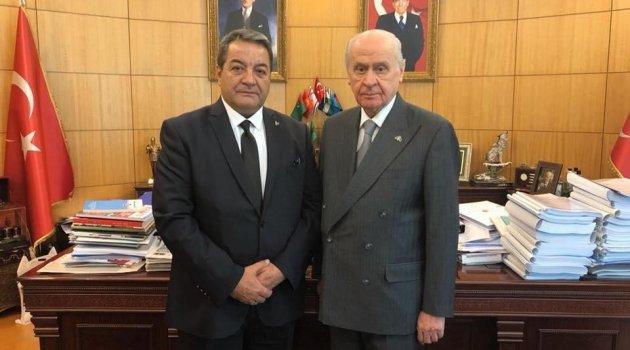 Fendoğlu MHP'nin kuruluş yıl dönümünü kutladı