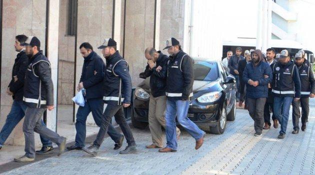 FETÖ operasyonu: 14 şahıs yakalandı