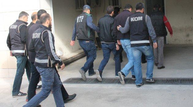 FETÖ'den 6 polis tutuklandı