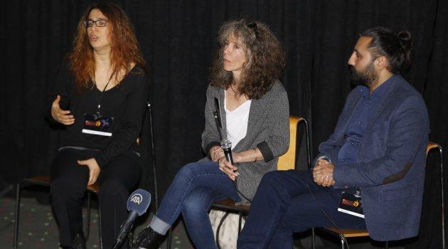 Filistin sineması konuşuldu