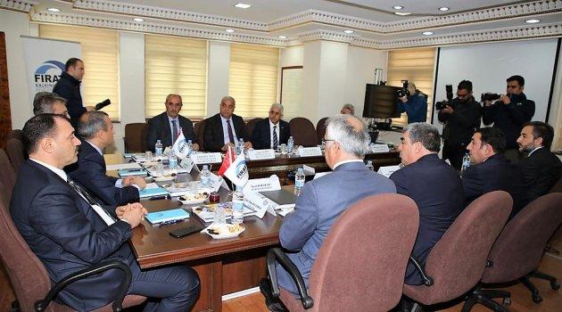 FKA toplantısı Tunceli'de yapıldı