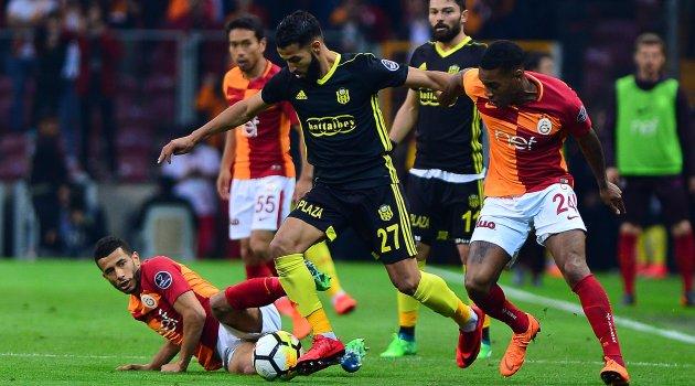 Galatasaray 2-0 Yeni Malatyaspor
