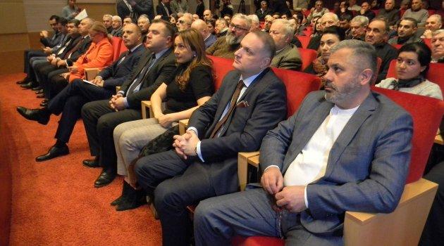 """Gürcistan'da """"20 Ocak şehitleri"""" anıldı"""