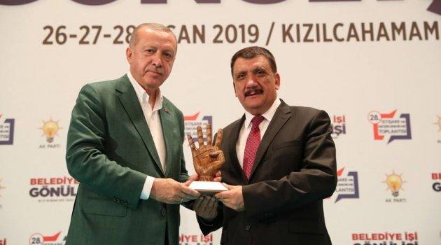 Gürkan'dan Erdoğan'a festival daveti