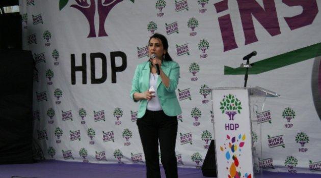 'HDP'yi baraj altında bırakma operasyonu'
