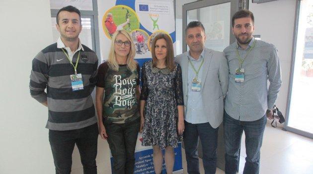 'Herkes İçin Spor Eğitimi' toplantısı Malatya'da yapıldı