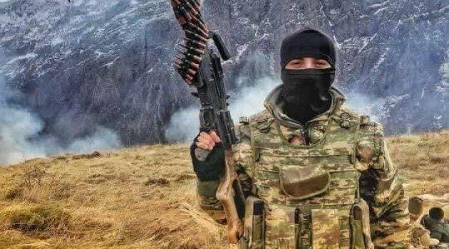 İki JÖH askeri Tunceli'de donarak şehit oldu
