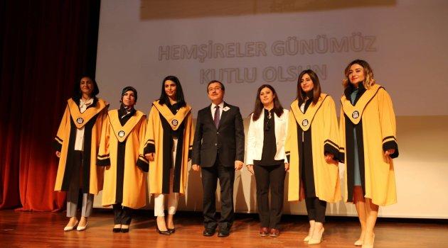 İnönü'de Hemşirelik Haftası kutlandı