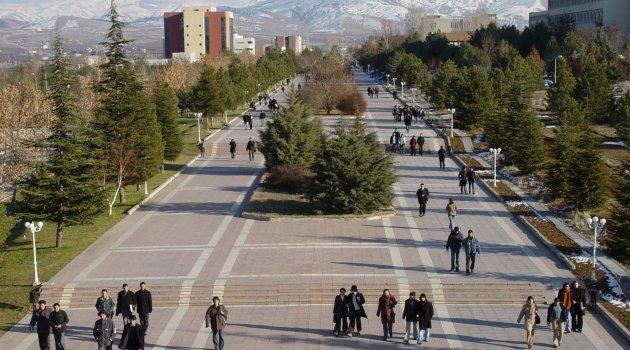İnönü Üniversitesi ilk 10 da yer aldı