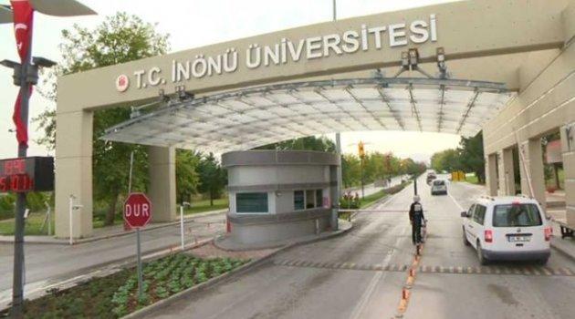 İnönü Üniversitesi'nde 22 kişi açığa alındı