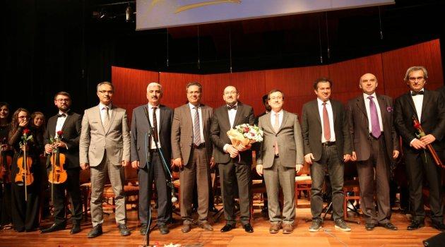 İnönü Üniversitesinde 'Bahar Konseri'