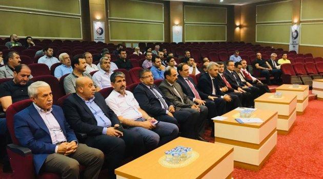 Irak Pazar Fırsatları Semineri düzenlendi
