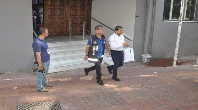 İş Adamı Kavuk Tutuklandı