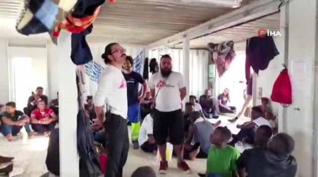 İtalya'nın yeni hükümeti göçmenleri kabul etti