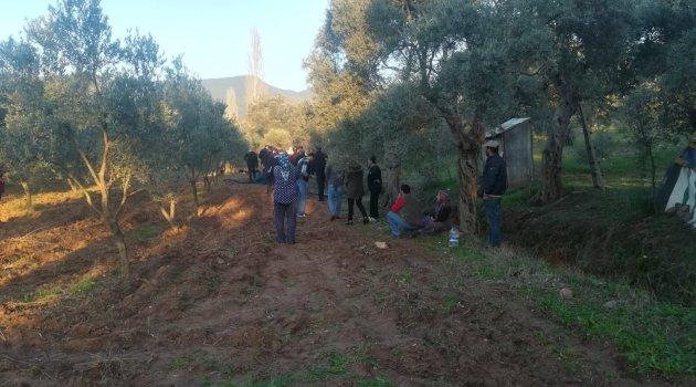İzmir'de feci ölüm: Yaktığı ateşin üzerine düşüp öldü
