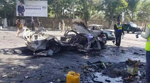 Kabil Üniversitesinde patlama: 8 ölü 33 yaralı