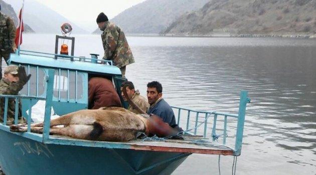 Kaçak avcılara 28 bin lira ceza kesildi