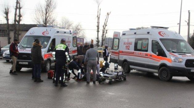 Kadın sürücü bir kişinin ölümüne neden oldu